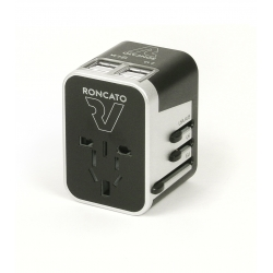 Universal Travel Adaptor / 4 USB Output