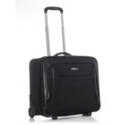 "Business trolley with compartment for PC 15,6""-17"""