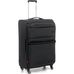 "32"" Spinner Luggage Expandable Black"