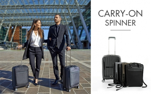 <p>Rv Roncato Carry-On Spinner selection is composed by Internation and Domestic Carry-ons for every kind of travel. The Lightest and the most Durable Spinner Made in Italy with 100% European Polycarbonate. Spinner Carry-ons in softcase are design in Italy and made with the most elegant and pure material. 10 Year Warranty on all Carry-ons spinner.</p>